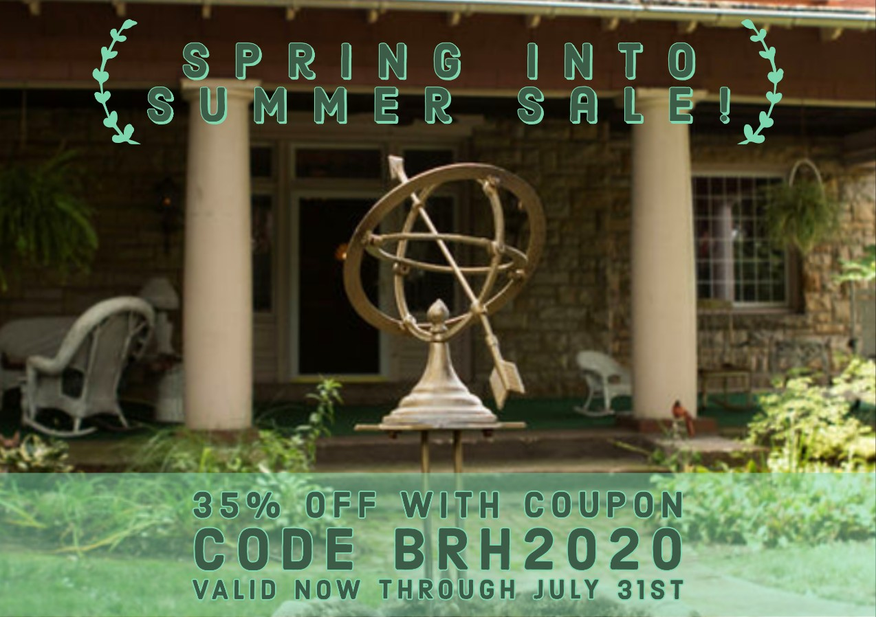 Coupon Code BRH2020